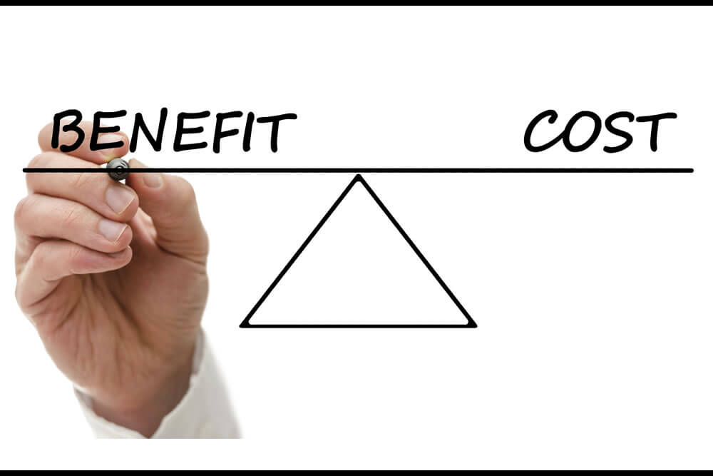 1000x667 Benefit Vs Cost Drawing