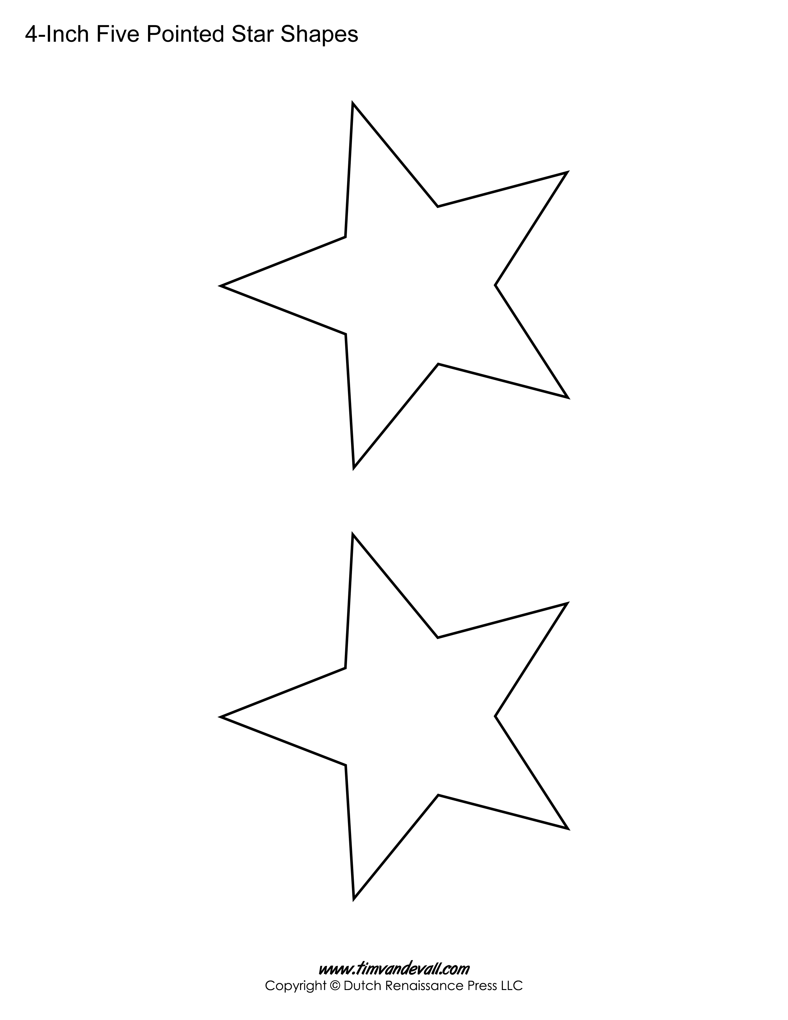 2550x3300 How Draw A Five Pointed Star Drawing A Five Pointed Star How