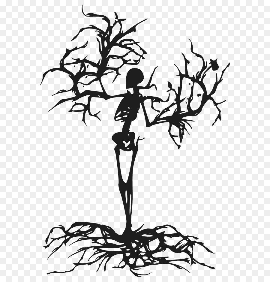 900x940 Tree Of Life Drawing Death Clip Art
