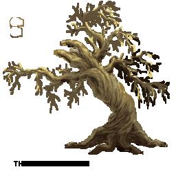 256x256 Creepy Tree By Wontkins