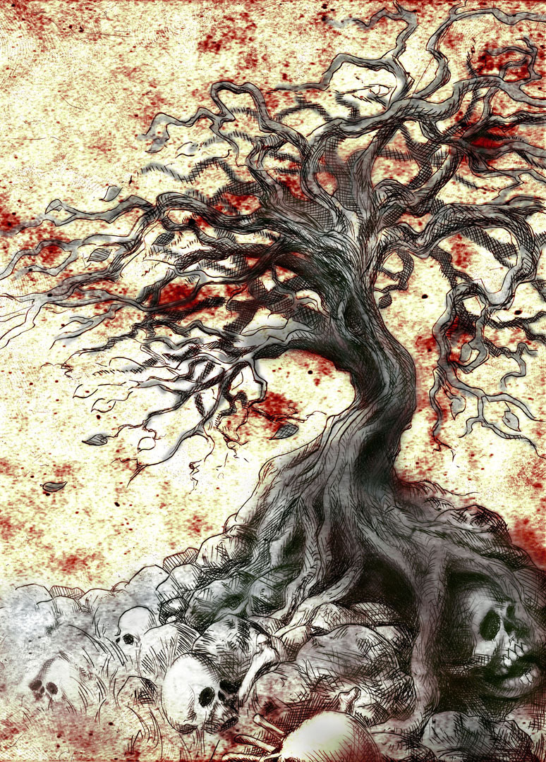 774x1081 Tree Of The Dead By Jashawk