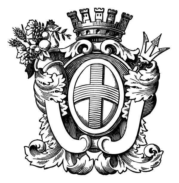 Crest Drawing