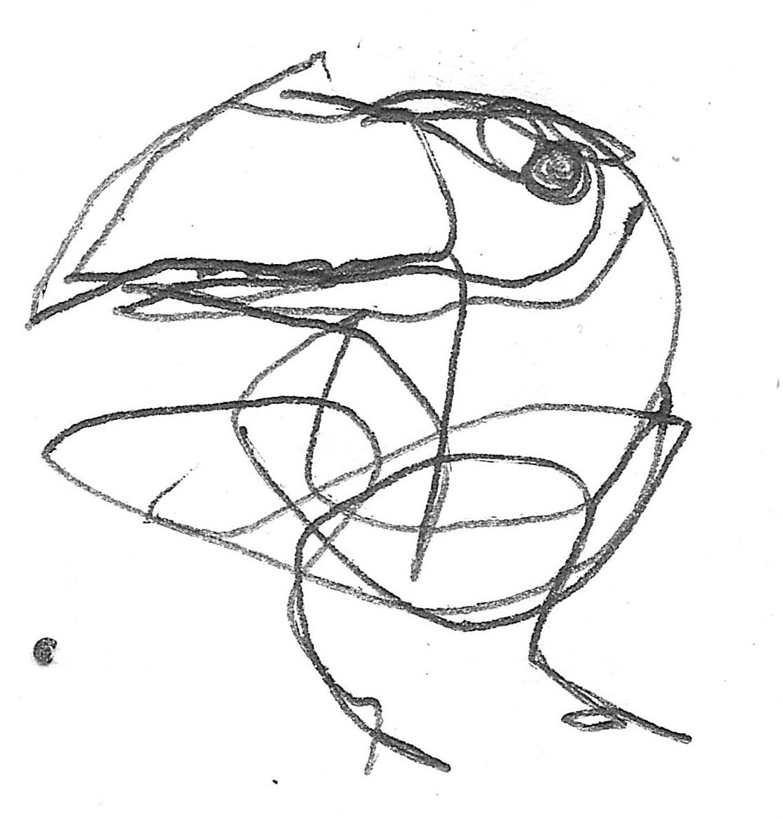 1114x1166 False Machine Hook Birds (Art By Scrap Princess)
