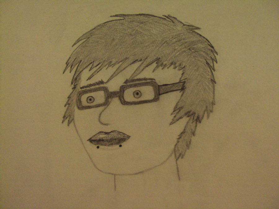 900x675 A Crude Drawing Of A Friend By Crimsonbloodrayne