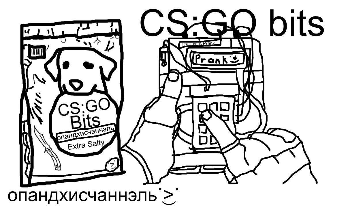 1200x720 Csgo Bits Funny Bomb Gag Prank (Gone Wrong)