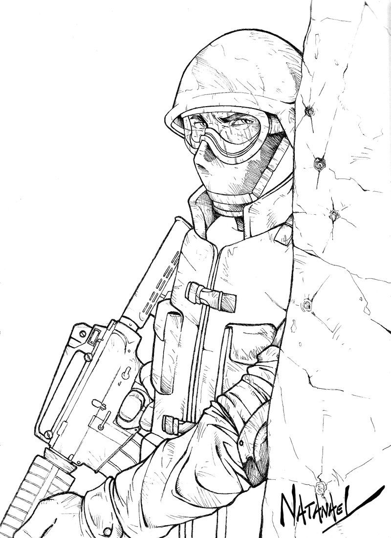 800x1100 Counter Strike Source Cover By