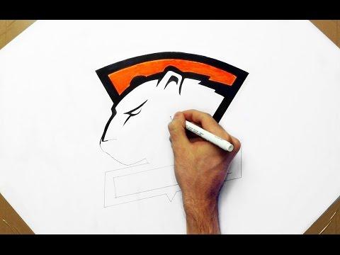 480x360 Csgo Virtus.pro Logo Fan Art Speed Drawing How To Draw Counter