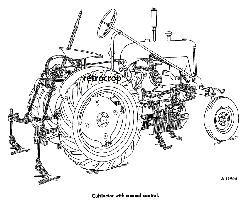 Cultivator Drawing At Getdrawings Com