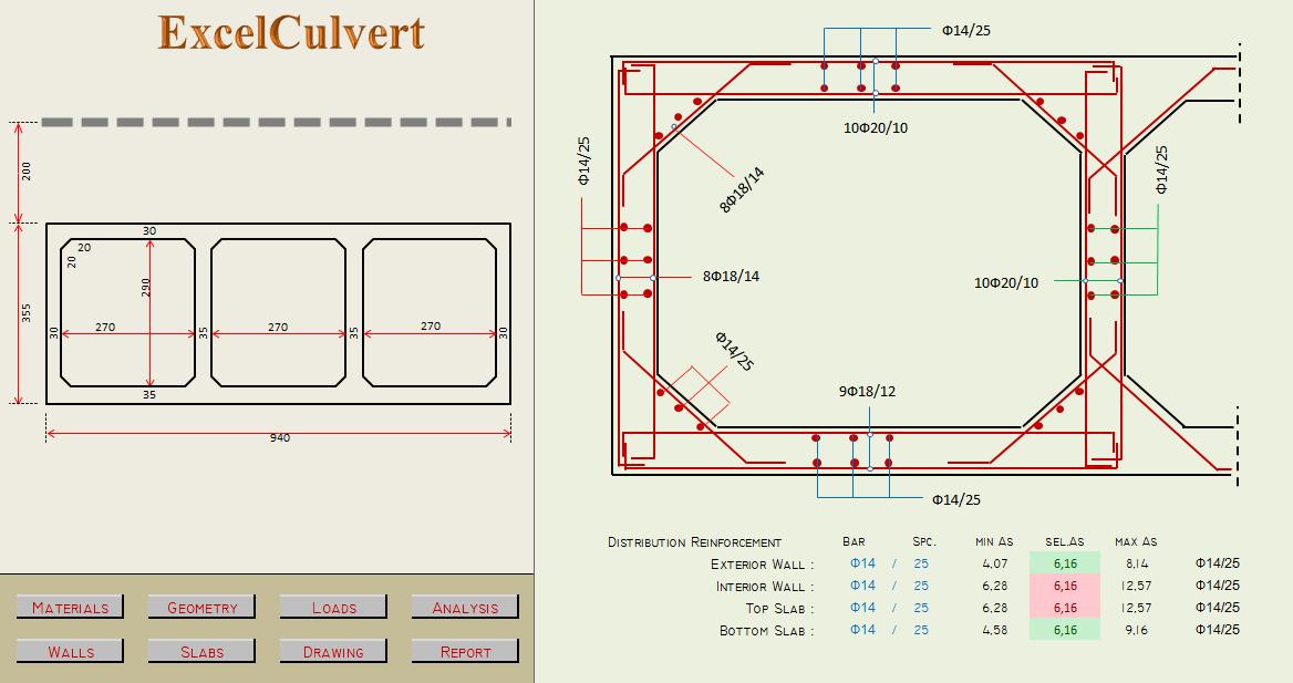 Rcc Pipe Culvert Drawing