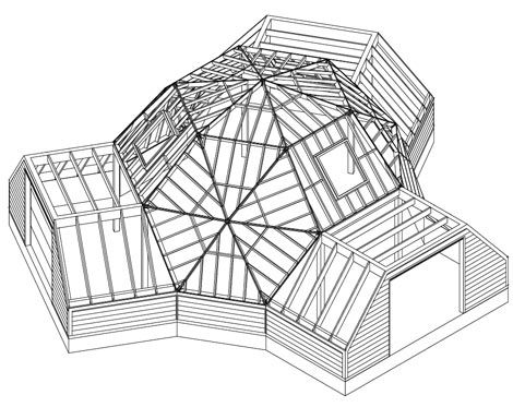 470x373 282 Best Domes Images On Dome House, Geodesic Dome