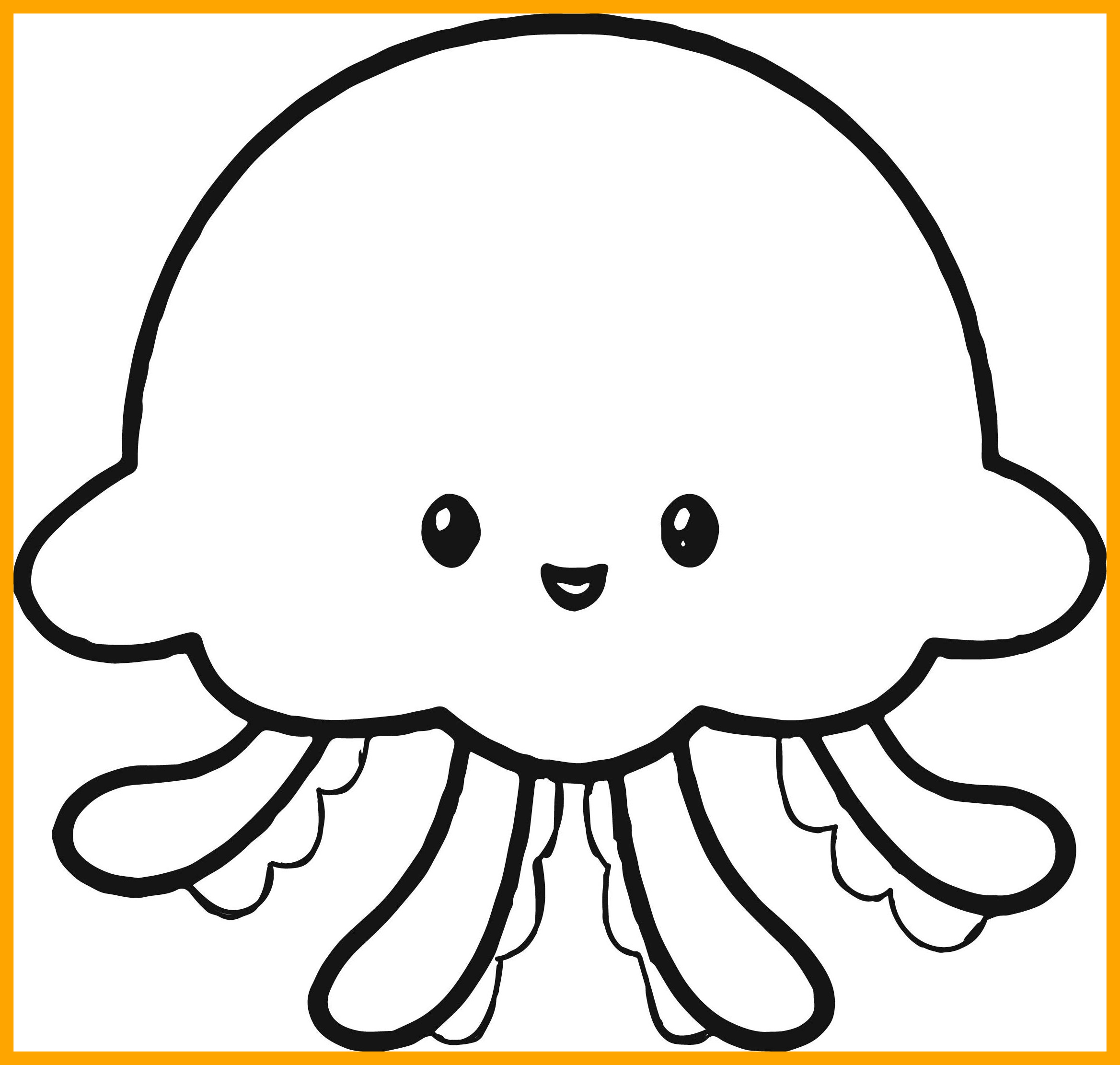 Cute Crab Drawing at GetDrawings.com | Free for personal use Cute ...