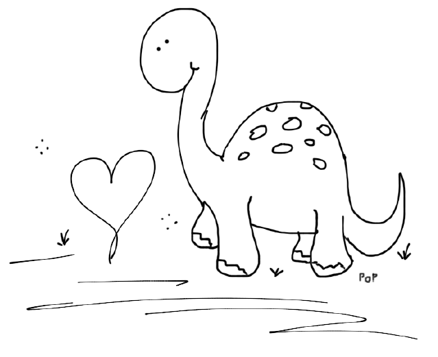 639x521 Collection Of Cute Dinosaur Drawing Tumblr High Quality