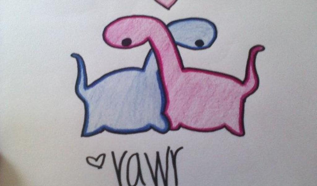 Cute Dinosaur Drawing Tumblr at GetDrawings com | Free for personal