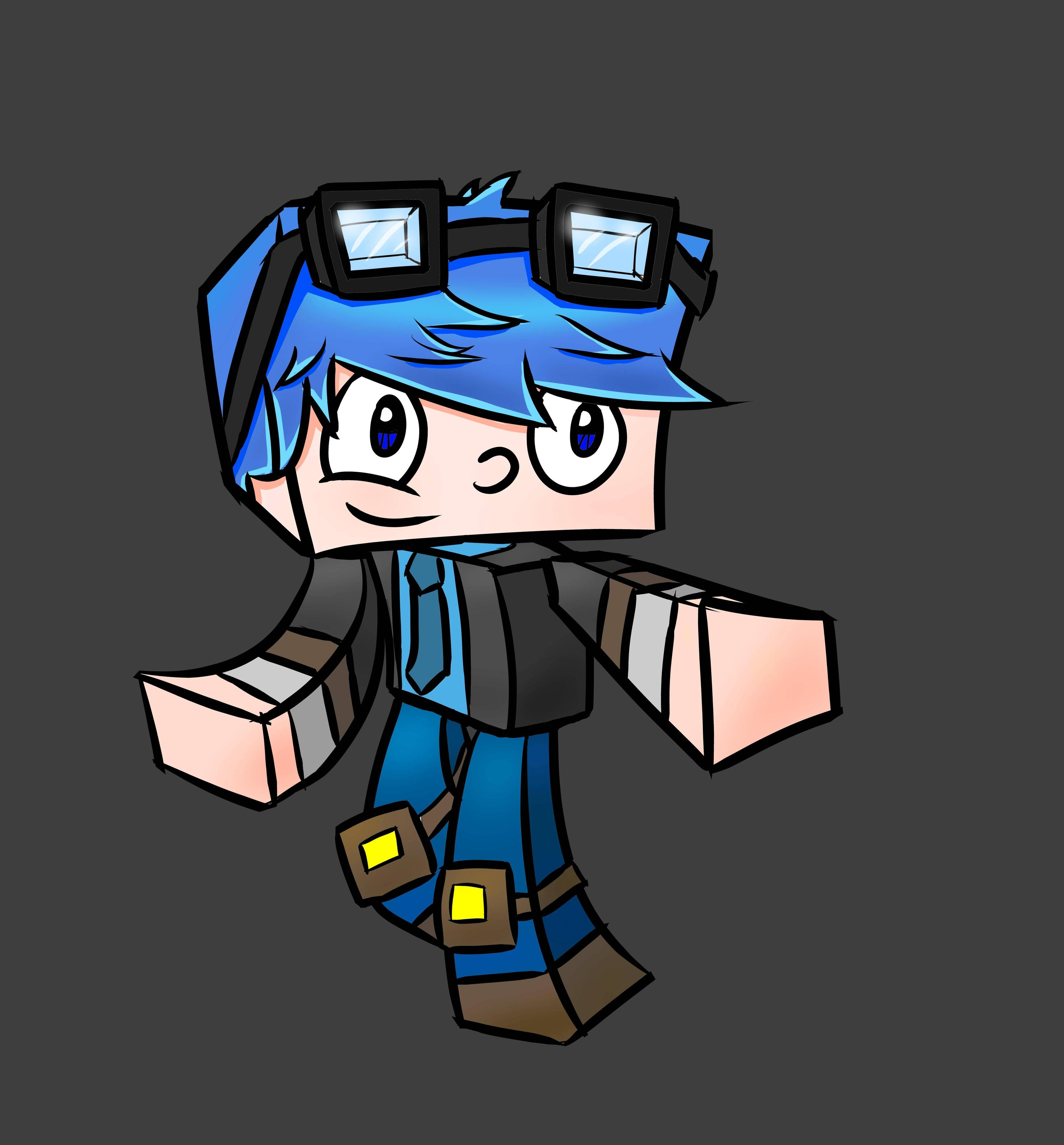 Dantdm Drawing Minecraft at GetDrawings com | Free for
