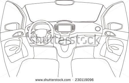Dashboard Drawing