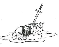 Dead Man Drawing