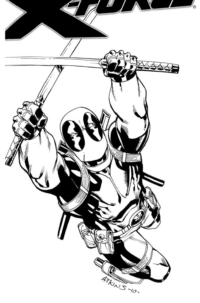 675x1023 Nycc Deadpool Sketch 2 By Robertatkins