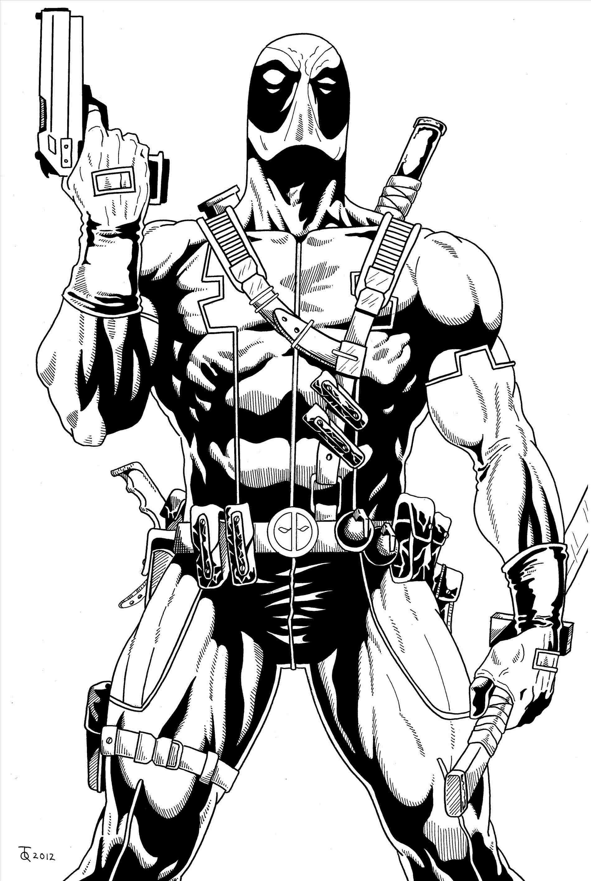 Deadpool Drawing In Pencil Full Body at GetDrawings | Free ...Deadpool Sketch