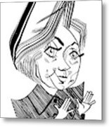 155x180 Hillary Clinton Debate By Tom Bachtell