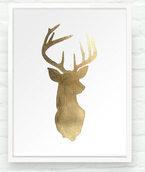 586x692 Best Deer Heads Images On Deer Head Silhouette