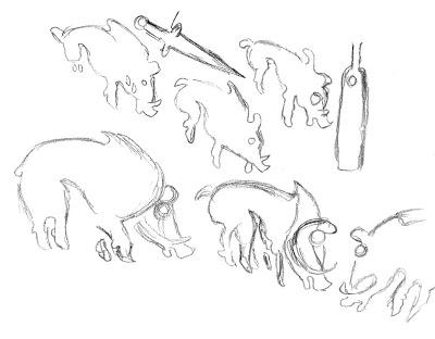 400x312 Blog Of Swine Scythian Boar Imagery