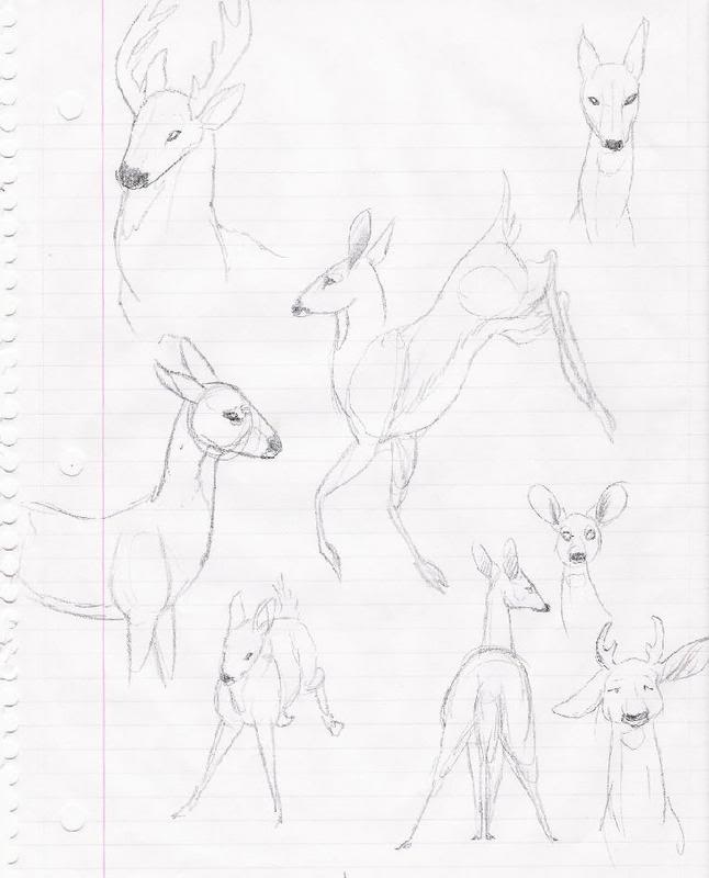 646x800 Sketchbook Nonsense Creatures And Silly Drawings