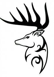 188x268 Image Result For Deer Skull Drawing Easy Wood Projects