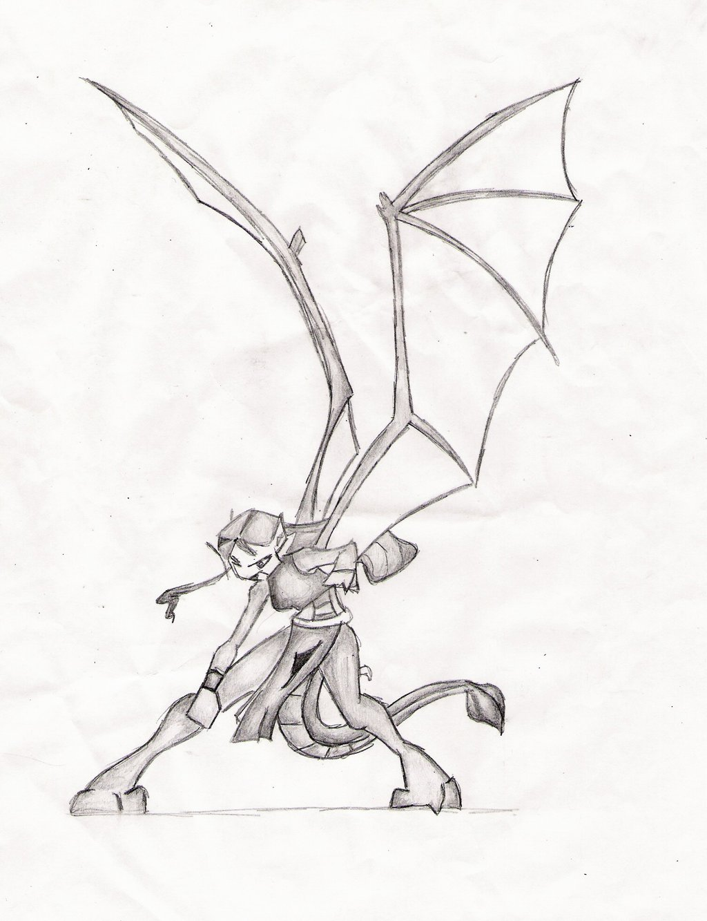 1024x1333 Drawn Demon Body Free Collection Download And Share Drawn Demon Body