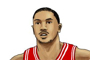 300x200 How To Draw Derrick Rose