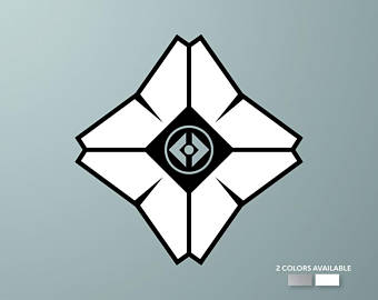 340x270 Destiny Ghost Decal Etsy