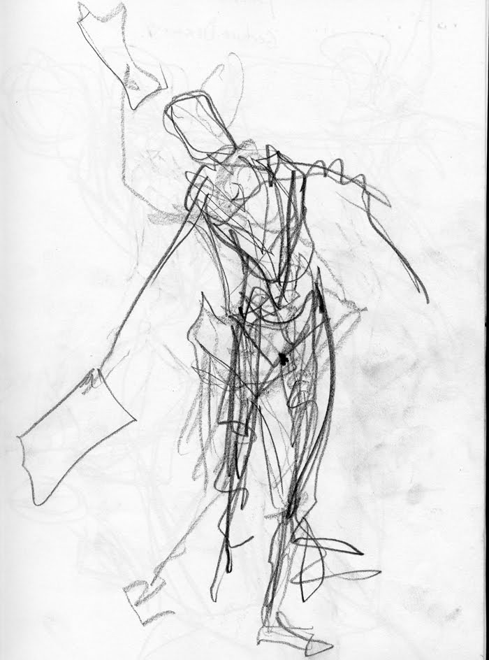 700x944 Gesture Drawing ~ 3d Drawing
