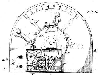 394x304 History Of Computers And Computing, Mechanical Calculators, 19th