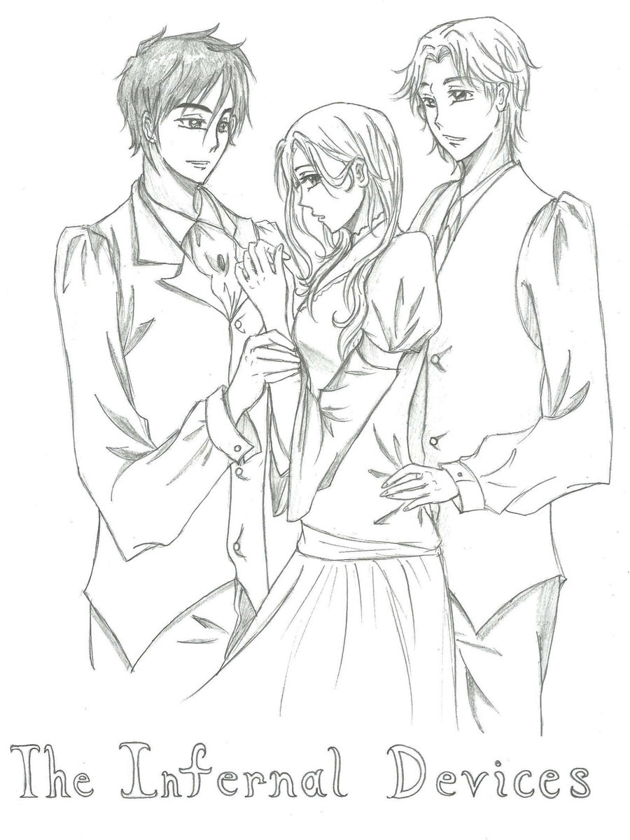 900x1200 The Infernal Devices By Animelover10896