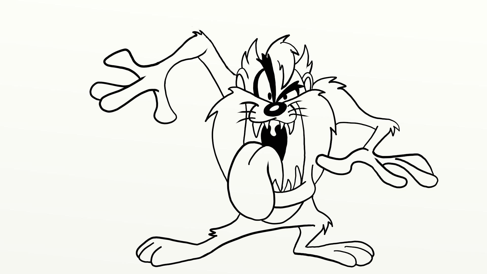 Devil Drawing Images