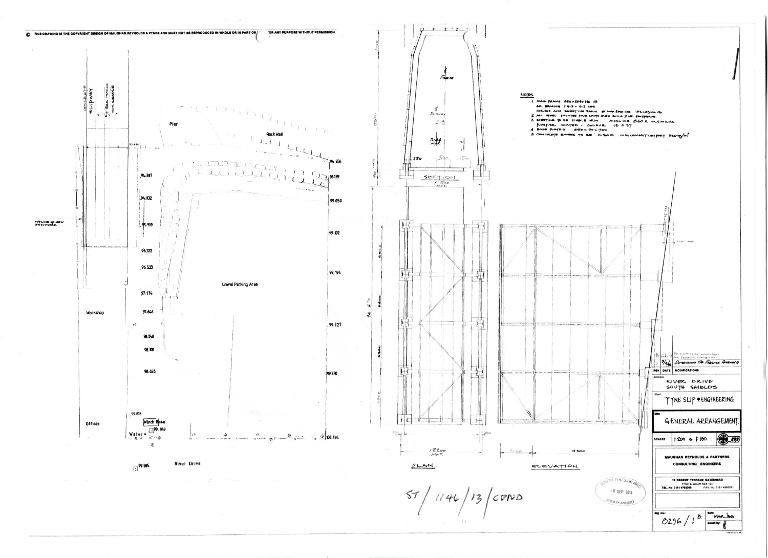 1500x1090 Non Approved Drawing 82961b Harbour View