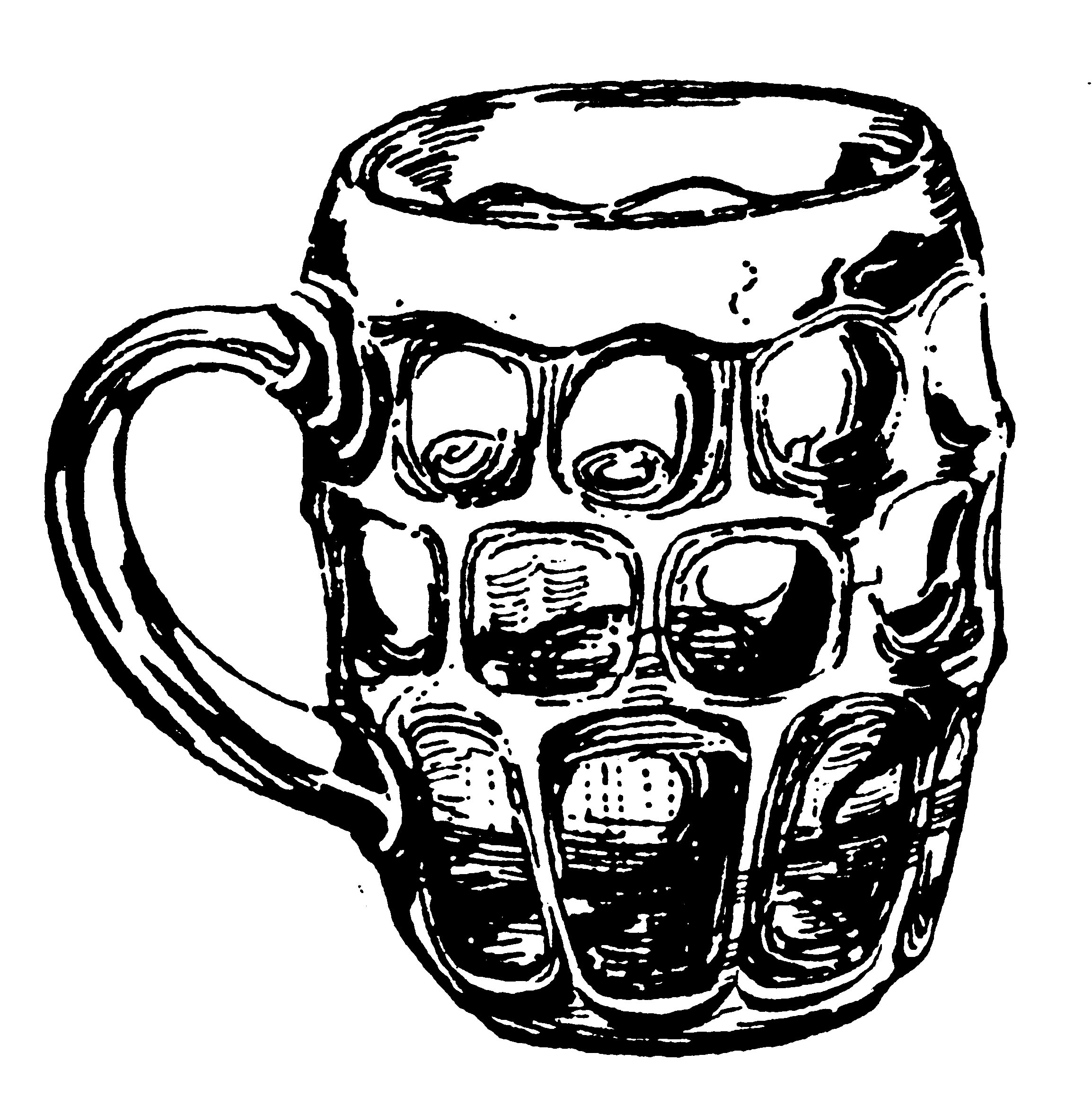 2308x2337 A Short History Of Beer Glasses Zythophile