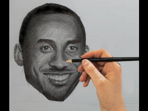 480x360 How To Draw Kobe Bryant Step By Step (Youdraw By Merrill