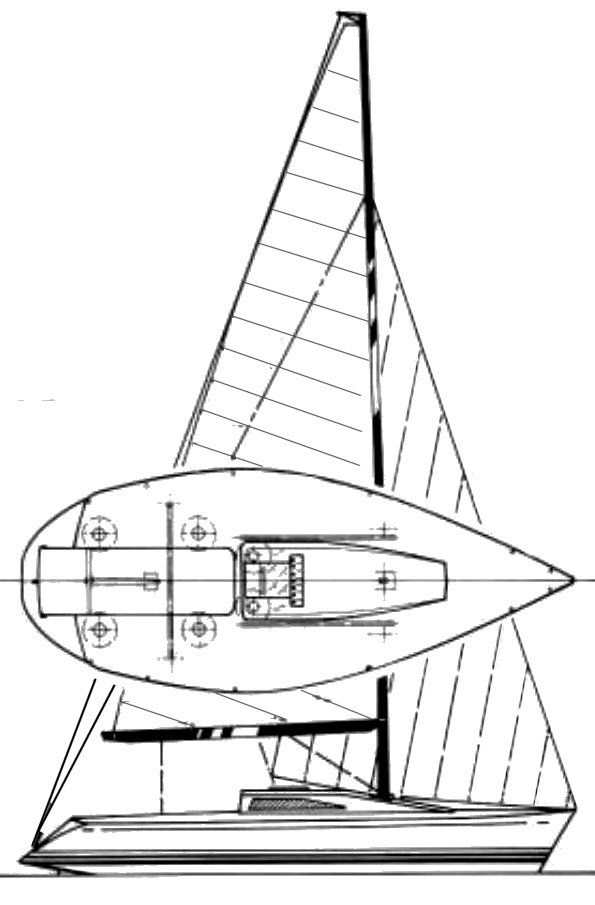 Dinghy Drawing