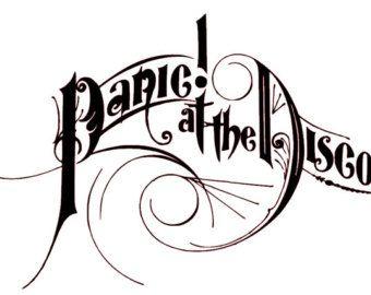 340x270 Panic! At The Disco Vinyl Sticker Musiclt3 Discos