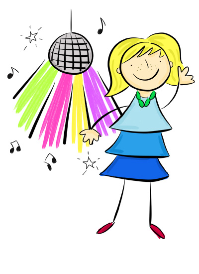 400x550 Book A Children's Disco Party In Cornwall Karla's Parties