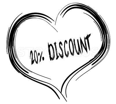 400x359 Stockillus 20 Percent Discount Images Stockillus