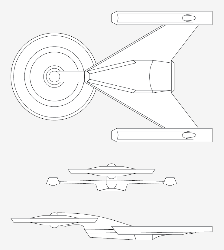 741x826 What Era The U.s.s. Discovery Ncc 1031 Will Be From Page 4
