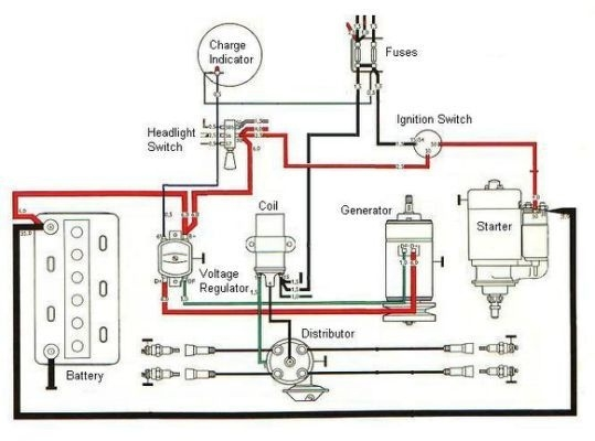 539x400 vw distributor wiring diagram for vw ignition wiring diagram