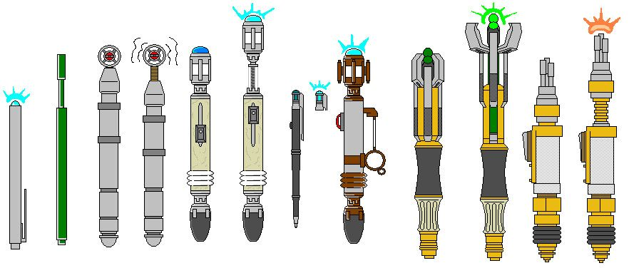 889x376 Doctor Who Sonic Screwdriver