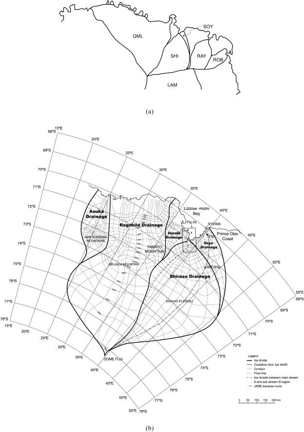 624x887 Net Mass Balance Calculations For The Shirase Drainage Basin, East