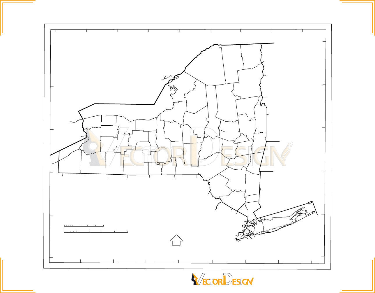 1288x1005 Professional Vector Map Drawing Service Provider Vector Design