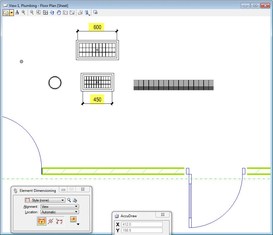 905x779 How To Customize Mechanical Amp Plumbing Plan Symbols In Aecosim