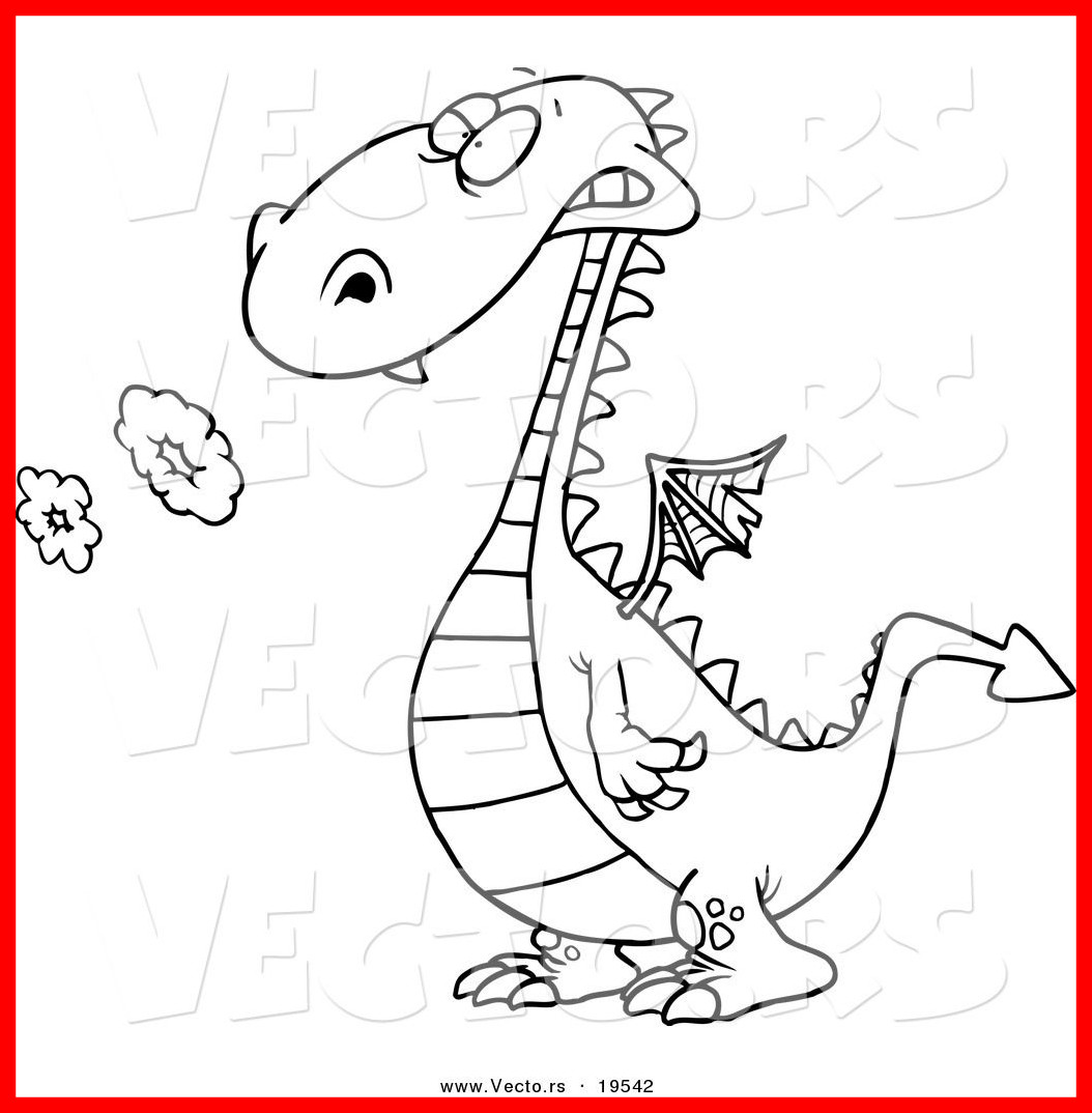 1054x1074 The Best Dragon Cartoon Drawings Appliques Pic Of Ideas