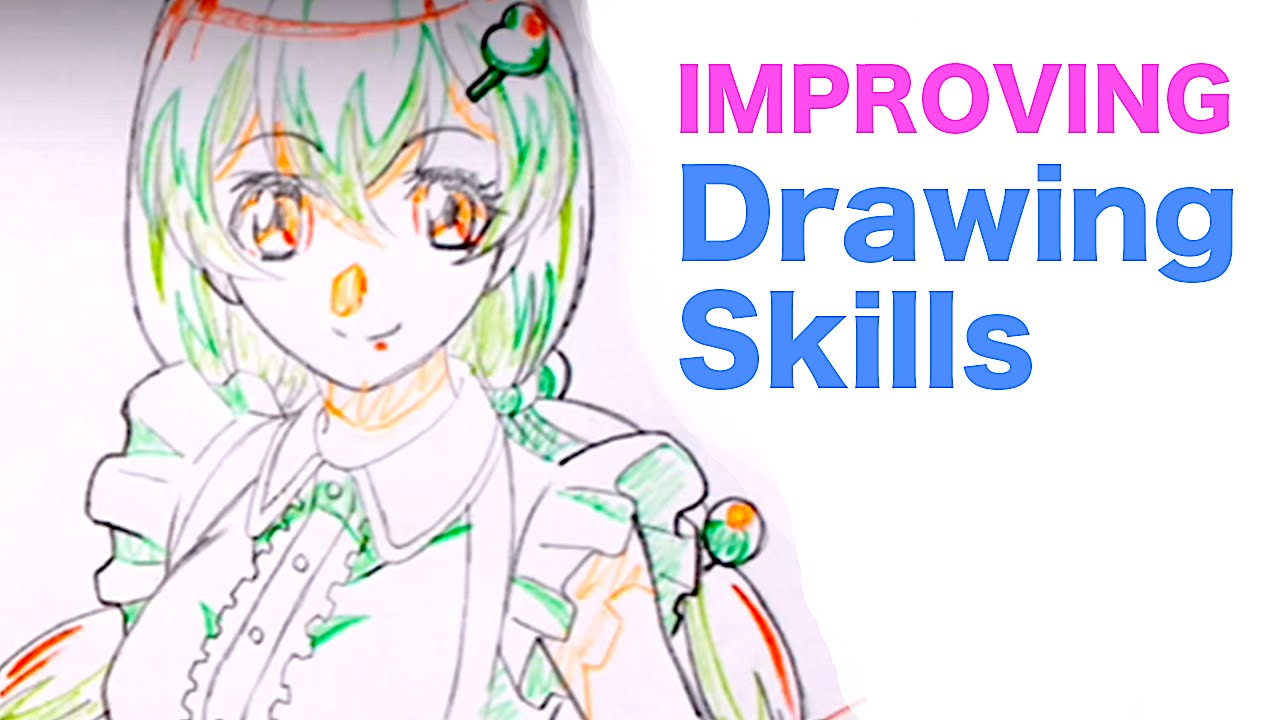 1280x720 Japanese Anime Style Drawing Analysis