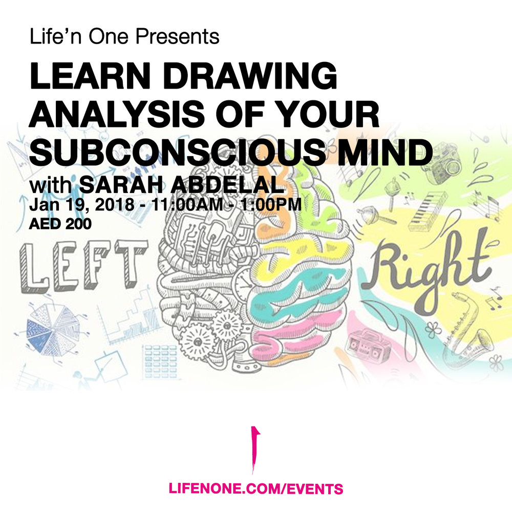 1000x1000 Learn Drawing Analysis Of Your Subconscious Mind Life'N One